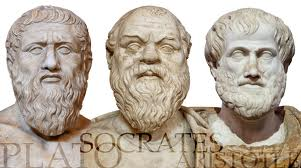 Plato, Socrates and Aristotle